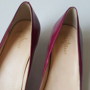 Cole Haan Shoes - Cole Haan Nike air kitten heels hot pink size 8B